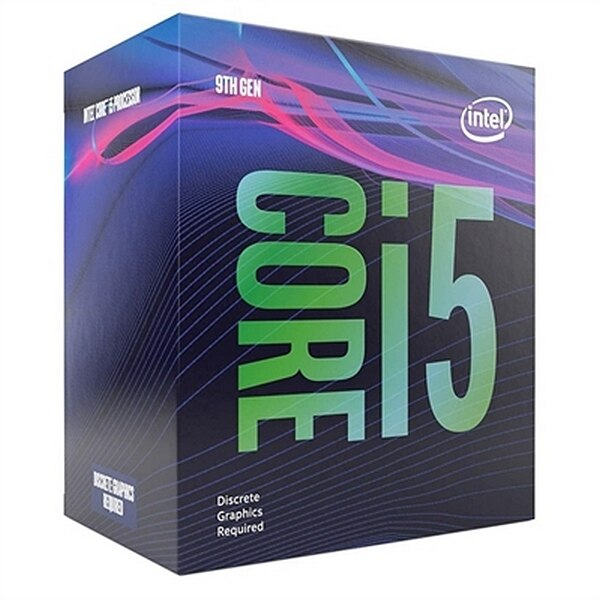 Intel Core™ i5-9400F 4.10 GHz