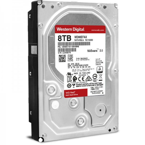 WD Red 8TB