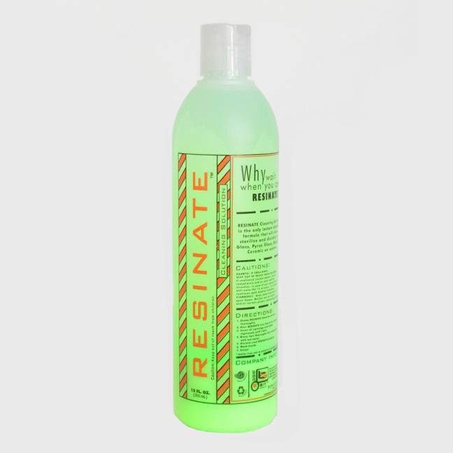 Resinate Green Cleaner