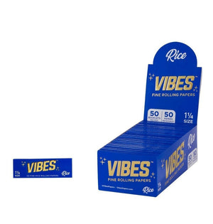 Vibes 1 1/4 Rice Rolling Papers