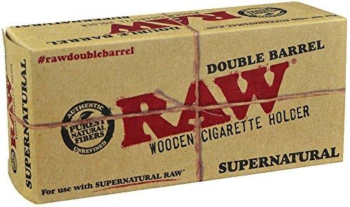 Raw Double Barrel joint holder
