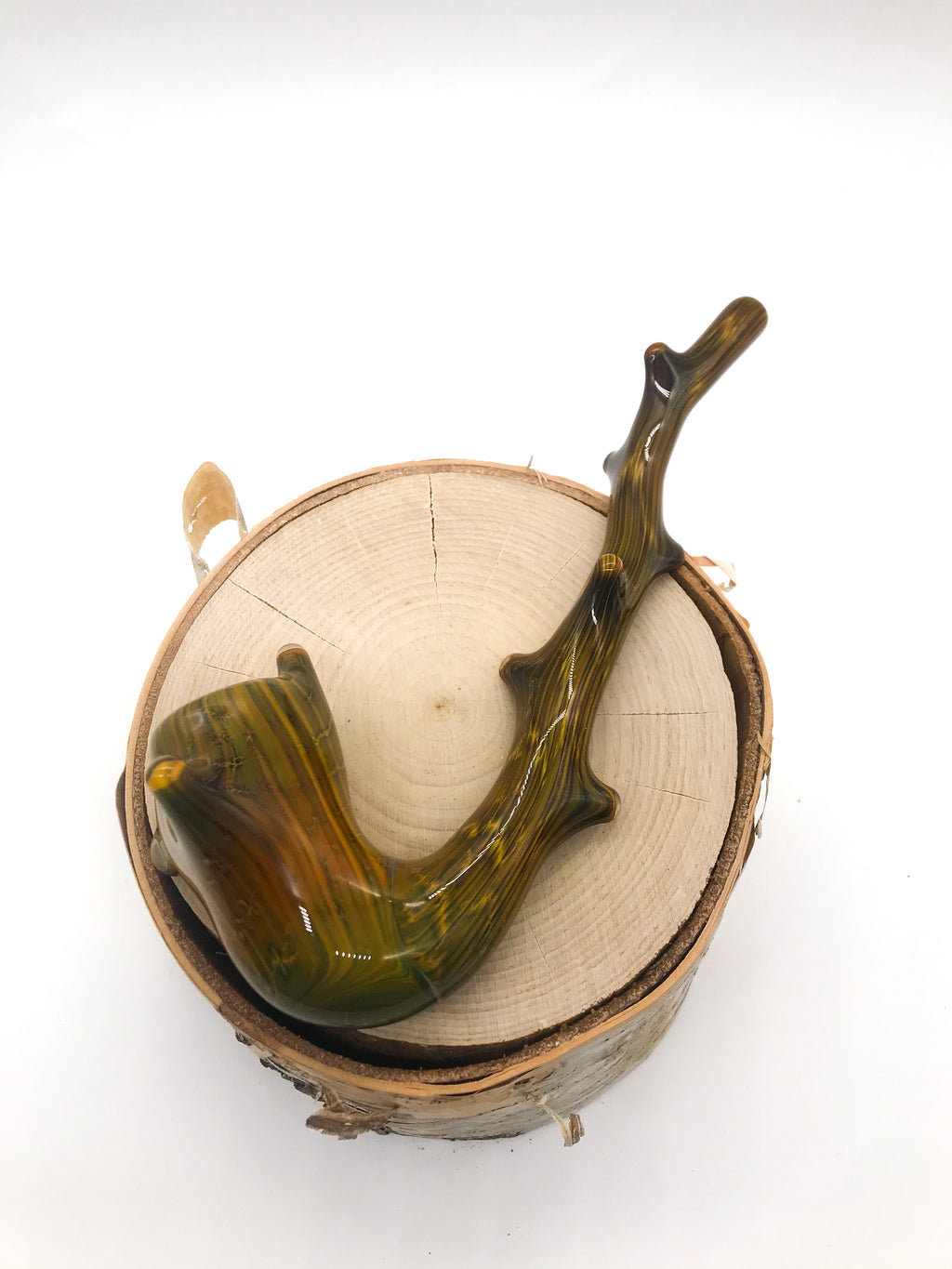 Hickory Knob Hobbit pipe