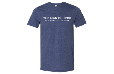 The Man Church T-Shirt