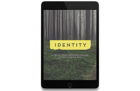 Identity: A 5-Week, Video-Driven Discipleship Curriculum for Men