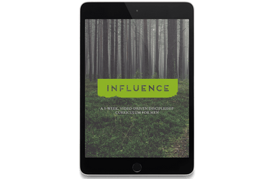 Influence: A 5-Week, Video-Driven Discipleship Curriculum for Men