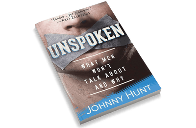 Unspoken: What Men Won't Talk About and Why