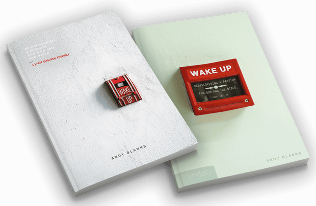 Wake Up: Rediscovering A Passion for God and the Bible Bundle