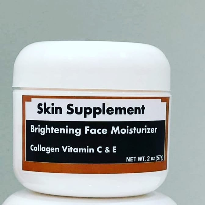 Brightening Face Moisturizer