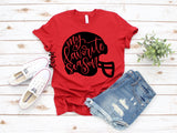 My Favorite Season - Football Season T-Shirt