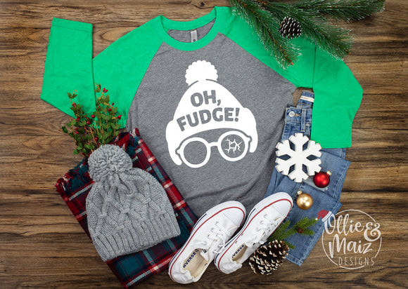 Oh Fudge! A Christmas Story Shirt
