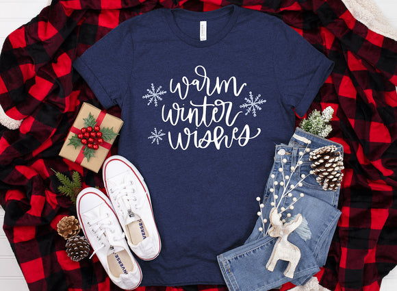 Warm Winter Wishes Shirt