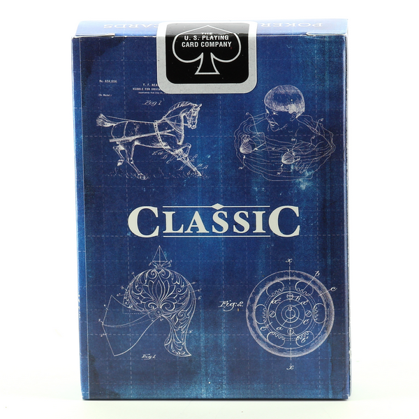 Patent - CLASSIC Bicycle Cards