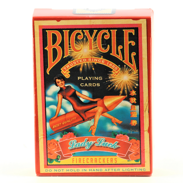 FIRECRACKER Bicycle Cards