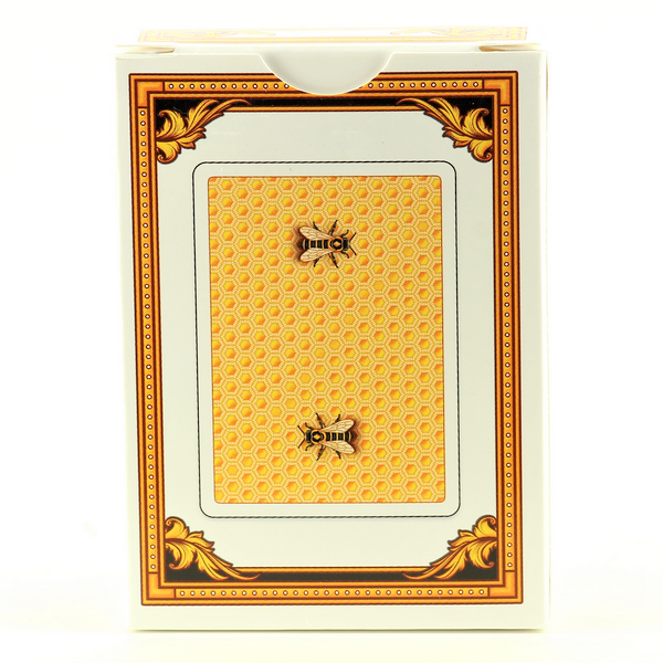 HONEYBEE V2 Yellow Bicycle Cards