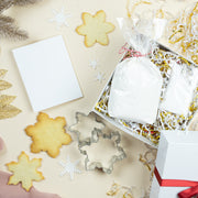 Cutout Shortbread Snowflake Kit