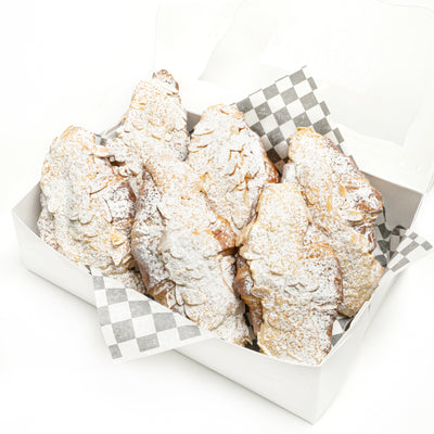 Almond Croissant (box of 6)