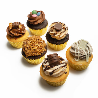 Candy Bar Favorites Cupcake Box