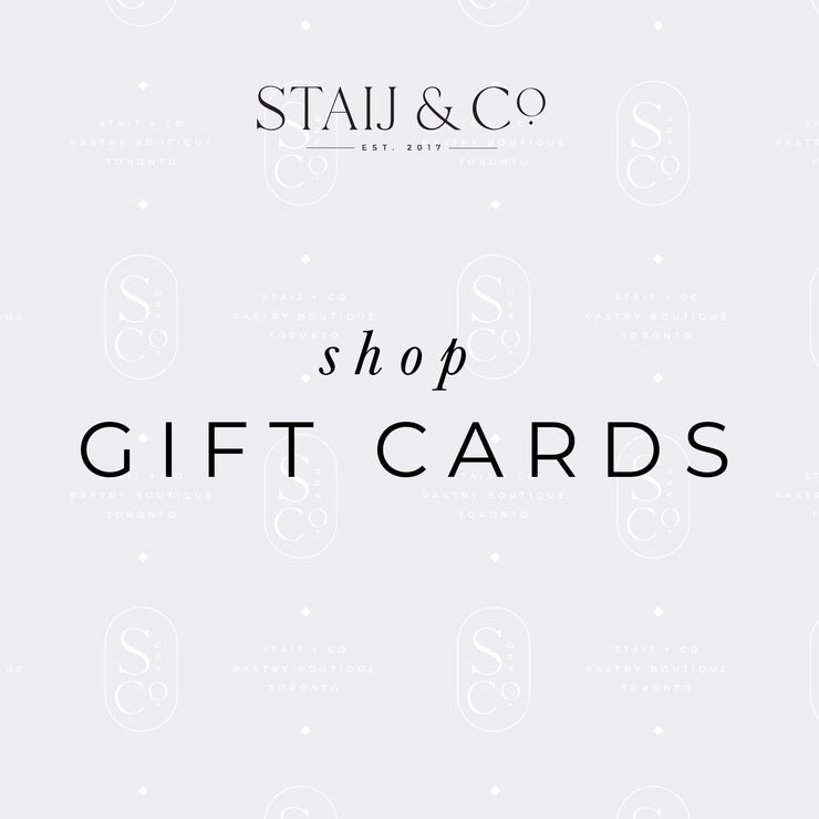 Staij & Co. Gift Card