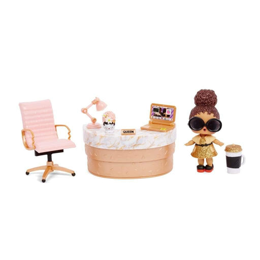 L.O.L. Surprise Furniture with Doll - Toimisto - L.O.L