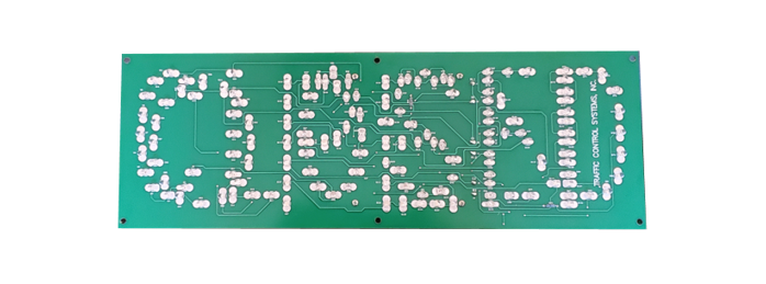 TCS Signs model 617 LED direct view OPEN CLOSED circuit board.