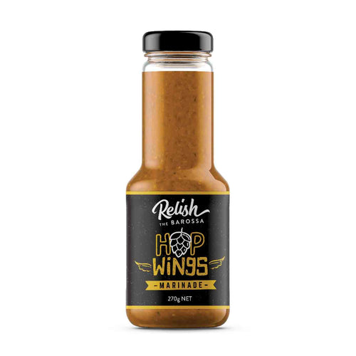 Hops BBQ Wing Sauce 270 grams