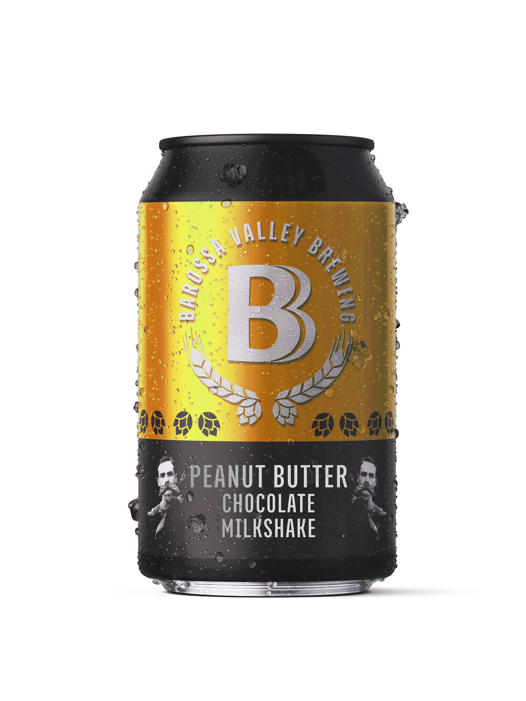 Barossa Valley Brewing Peanut Butter Chocolate Milkshake
