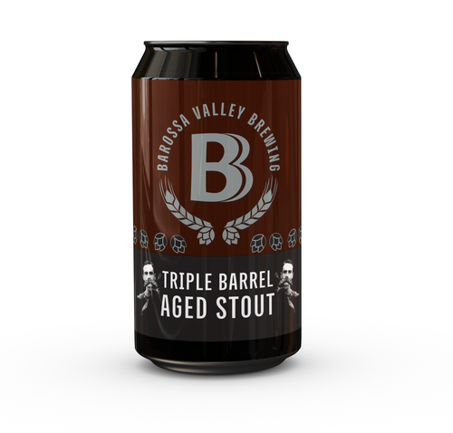 Barossa Valley Brewing Triple Barrel Aged Stout
