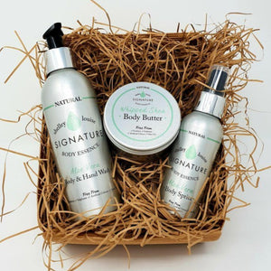 Shelley Louise Designs Natural Body Essence Oil Pamper Kit