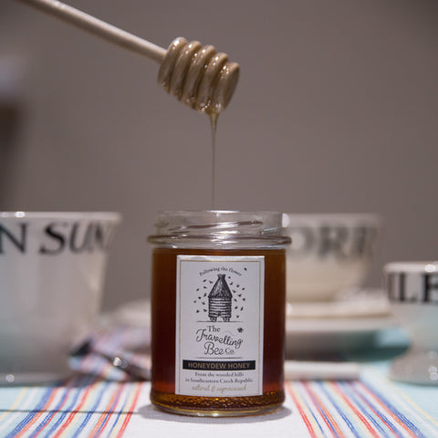 The Travelling Bee Company Honeydew Honey