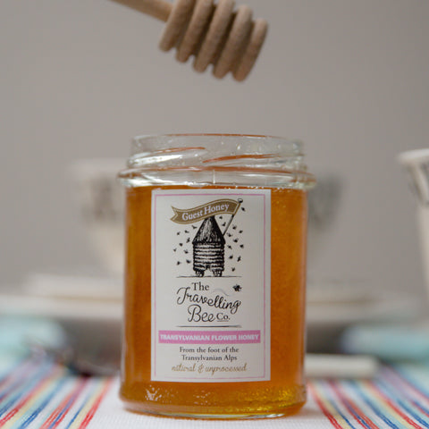 The Travelling Bee Company Transylvanian Flower Honey