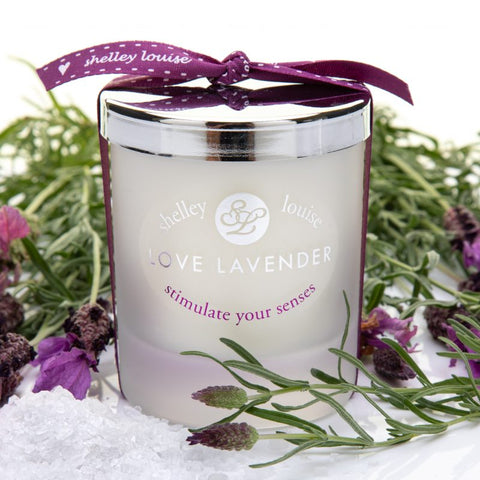 Shelley Louise Designs Medium Scented Hand Poured Candle