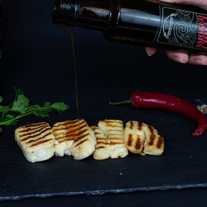 Northumbrian Smokehouse Oak Smoked Halloumi