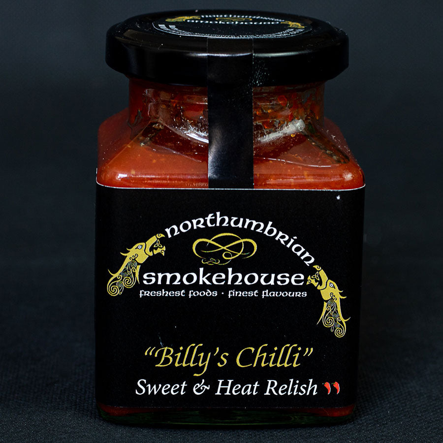 Northumbrian Smokehouse Sweet and Heat chilli relish