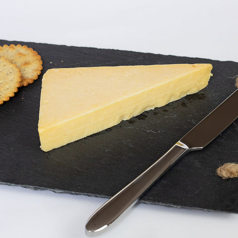 Northumbrian Smokehouse Oak Smoked Extra Mature Cheddar