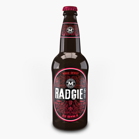 Blue Brewing Company Radgie Bitter (12 x 500ml)