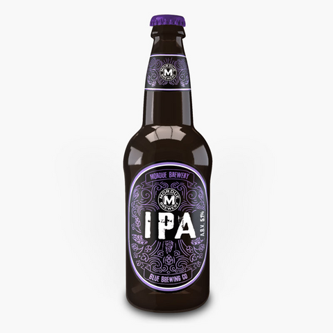 Blue Brewing Company IPA (12 x 500ml)