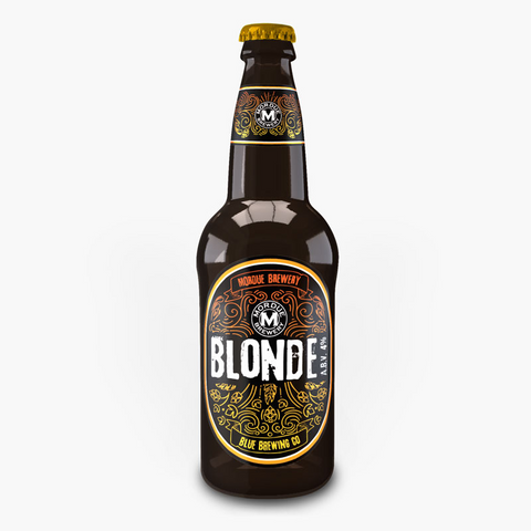 Blue Brewing Company Blonde Ale (12 x 500ml)