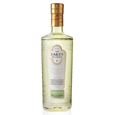 The Lakes Distillery Elderflower Gin Liqueur