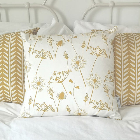 Rebecca Pitcher Meadow Cushion Cover