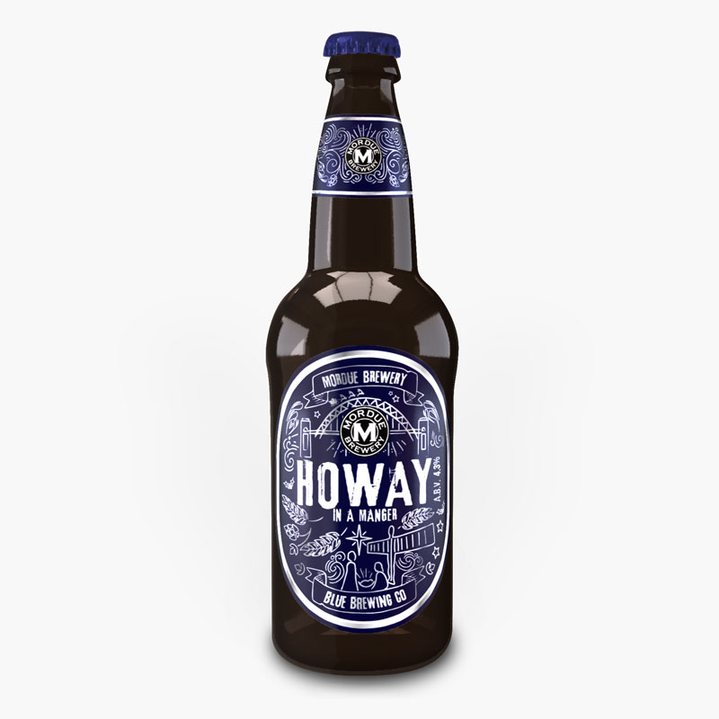 Blue Brewing Company Howay (12 x 500ml)