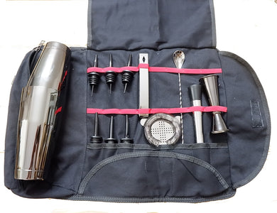 Traveling Bartender Kit