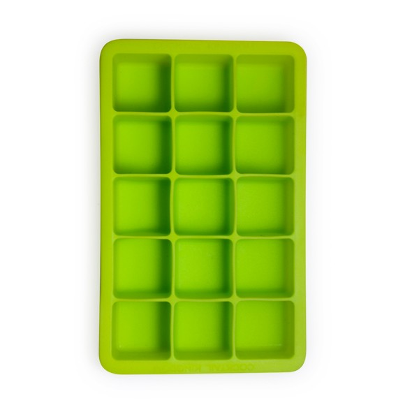 1 inch by 1 inch Silicone Ice Cube Moulds