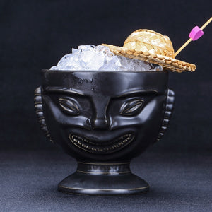 Tiki Face Mugs
