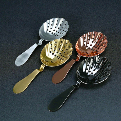 Shell Style Julep Strainer