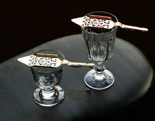Charger l'image dans la galerie, Selection of Absinthe Spoons