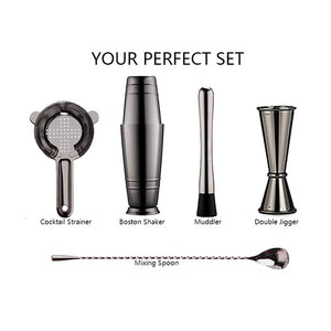 Professional Bar Kit in Black