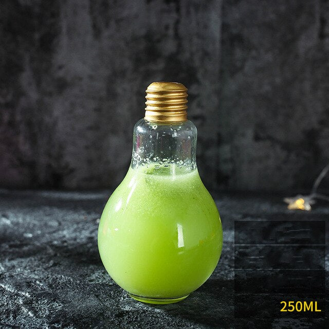 Light Bulb Glass