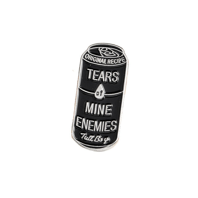 Tears Of Mine Enemies / Death before Decaf