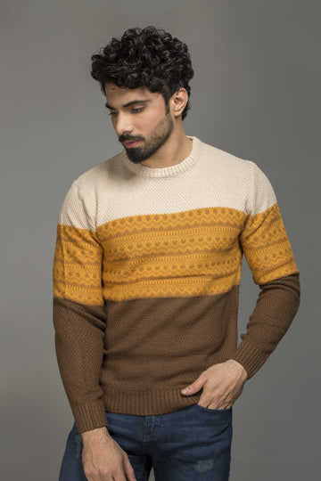 Sweater Gents R-Nk