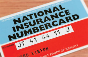 Lavoro: come richiedere il National Insurance Number?